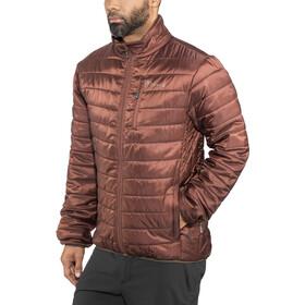 Pinewood M's Himalaya Padded Jacket Dark Copper